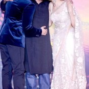 Deepika Padukone Sanjay Leela Bhansali together in Ram Leela Promotion Events