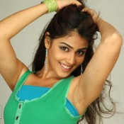 Genelia D'Souza Armpit Pics in Sleeveless Costume Recent Images