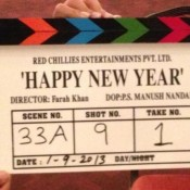 Happy New Year Release Date – Bollywood Hindi Movie 2014 Film
