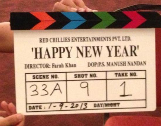Happy New Year to have a wide release in China Hindi Movie, Music ...