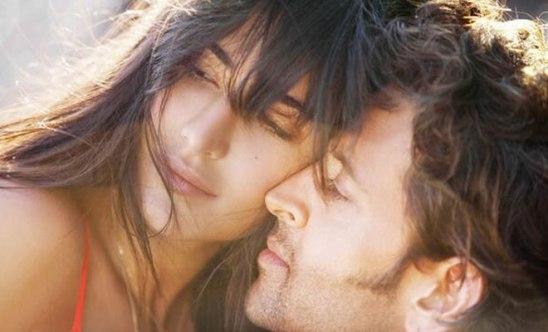 Katrina Kaif Hrithik Roshan First Look of Bang Bang Movie 2014