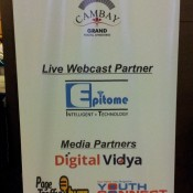 InDigiNext 2013 – Digital Marketing Conference in Ahmedabad India