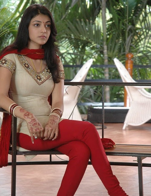 kajal agarwal traditional dress - photo #17