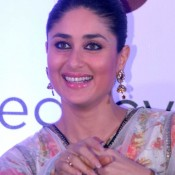 Kareena Kapoor Anarkali Dress Launching Malabar Gold Jewellery Collection in Mumbai