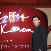 Koffee With Karan Season 4 will Start from December 2013 said by KARAN JOHAR