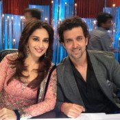 Krrish 3 Promotion on sets of Jhalak Dikhhla Jaa 6 – 2013