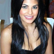 Miss India Asia 2007 Neha Ahuja Cleavage Show Hot Photos