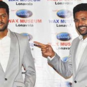 Prabhu Deva at Lonavala Wax Museum