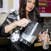 Priyanka Chopra Launched Milkshake In California