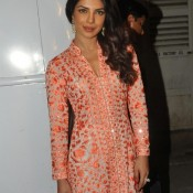 Priyanka Chopra in Zanjeer 2013 Promotion at Badey Achey Lagte Hai Sets Hot Photos