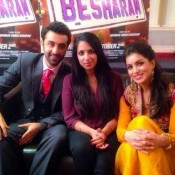 Ranbir Kapoor in London for Promotion of BESHARAM 2013 Bollywood Film