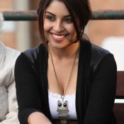 Richa Gangopadhyay Hot Cleavage Show Stills