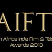 SAIFTA 2013 – South Africa Indian Films & Television Awards 2013