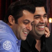 Salman Khan in Koffee With Karan Season 4 with Karan Johar – In November 2013 Episode