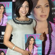 Shilpa Shukla in SAVVY Magazine Launch Party September 2013 Issue