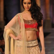 Shraddha Kapoor in Mijwan Welfare Society Fashion Show In Mumbai