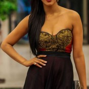 Shruti Hassan Hot Cleavage Photos at SIIMA Awards 2013