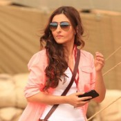 Soha Ali Khan in War Chod Na Yaar – Soha Ali Khan in War Chod Na Yaar Promotion Event
