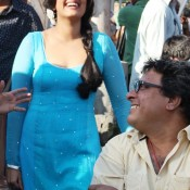 Sonakshi Sinha Hot Cleavage in Bullett Raja Movie Latest Pic New Images