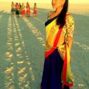 Sonakshi Sinha Traditional Indian Outfits in Rambo Rajkumar