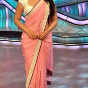 Sonakshi Sinha in Pink Saree – Hot Photos New Images