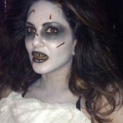 Sunny Leone Horror Look In Ragini Mms 2