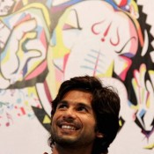 Times Green Ganesha Campaign Launched by Shahid Kapoor