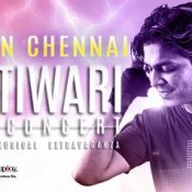 Ankit Tiwari Live in Concert Chennai – October 2015 at Indira Garden Royapettah