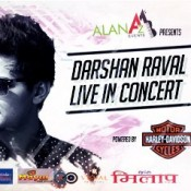 Darshan Raval Live Concert in Hyderabad on 13th September 2015 at Wesley College Ground