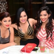 Sarv Gun Sampan TV Show Fame Actress Sangeeta Kapure Birthday Party Photos 2015