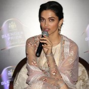 Deepika Padukone Launched Song Deewani Mastaani from Bajirao Mastani Movie