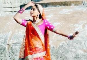 Sonam Kapoor In Lehenga Choli – New Look of Sonam Kapoor in Prem Ratan Dhan Payo