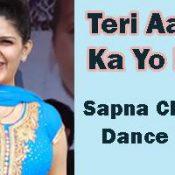 Teri Aakhya Ka Yo Kajal Mane Kare Se Gori Ghayal Sapna Choudhary Stage Dance Videos