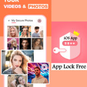 App Lock Free – Hide Pics and Videos in iPhone